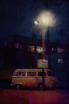 "Loic Zimmermann; Painting, 2012, Digital ""on the road"""