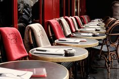 Restaurant Le Comptoir in Paris by Paris in Four Months, via Flickr
