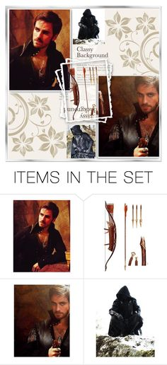 """""""Colin O'Donoghue as Archibald Chester"""" by danicathorne on Polyvore featuring arte"""
