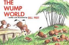Bill Peet-The Wump World