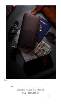 14210c2653c Volterman - World s Most Powerful Smart Wallet