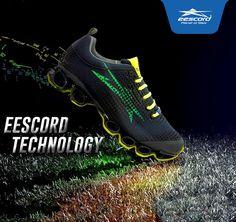 #Eescord, la marca deportiva de alto rendimiento.