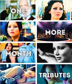 One month left! ***SCREAMING, CRYING - FREAKING OUT!!