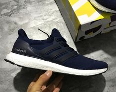 b87c3c1d21db8 Find Adidas Ultra Boost Navy White Super Deals online or in Shop Top Brands  and the latest styles Adidas Ultra Boost Navy White Super Deals at