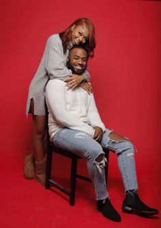 Photoshoot Themes, Couple Photoshoot Poses, Couple Posing, Couple Shoot, Black Relationship Goals, Couple Goals Relationships, Black Love Couples, Cute Couples Goals, Picture Outfits