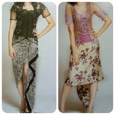 Yeay got some ideas of wearing sarung casually :D  Casual #kebaya