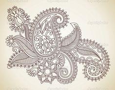 tattoos de henna hindu - Buscar con Google