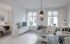 Lilla Hanna i Stora världen: Underbart hem i grått