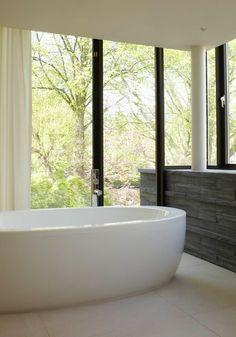 Bath Alessi. Bathroom design Babs Appels interior architecture. Photography Alexander van Berge. Architecture Studio Herman Hertzberger.