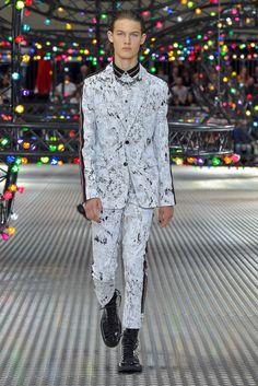 Dior Men's Spring 2017