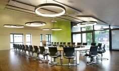 Wilkhahn references   Kreissparkasse Simmern   conference room   #Modus #conference chair #Palette #conference table