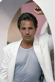 Don Johnson Miami Vice jacket.