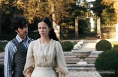Arsene Lupin (2004) Romain Duris and Eva Green