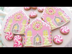 Gingerbread House Cookies - Go Bold with ButterGo Bold with Butter