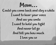 miss you mom 2-2001
