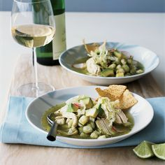 Mexican Chicken Pozole Verde | Food & Wine