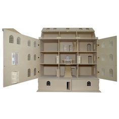 Downton Manor Dolls House Kit  *Latest Design*, Dolls House Kits 12th Scale, BTK003from Bromley Craft Products Ltd.