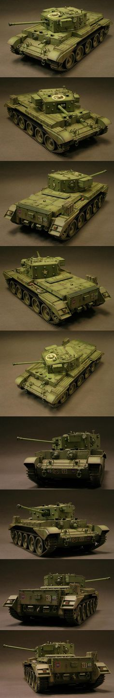 Cromwell Mk. IV 1/35 Scale Model