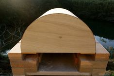 Diy Pizza Oven, Pizza Oven Outdoor, Pizza Ovens, Diy Outdoor Bar, Four A Pizza, Best Oven, Wood Fired Pizza, Brick, Projects To Try