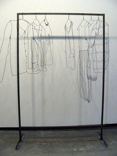 Suzanne Bonanno Sculptor's Wardrobe