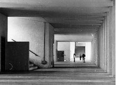 Aldo Rossi, Gallatresse Quarter. Milan, Italy. 1970.