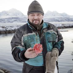 fishing is boring, unless you catch an actual fish, and then it is disgusting ― dave barry   fisherman   oldervik, norway 2014   foto: bieke depoorter