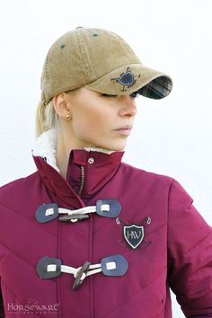 Horseware Polo Collection A/W15: NEW Biba ladies padded jacket | Corduroy cap