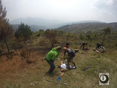 Advanced Wilderness First Aid (AWFA), Nepal  #FirstAidDay #OutdoorEducation