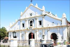 St. Pauls cathedral, Heritage Village, Vigan, Ilocos Sur Ilocos, Vigan, Tourist Spots, Cool Places To Visit, Philippines, Cathedral, Mansions, House Styles, Manor Houses