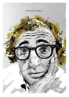 Comedy Hour by Richard Solomon, via Behance