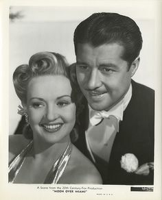 Betty Grable.. great hair inspiration