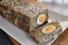 Drob de miel in foi de placinta Avocado Toast, Foodies, Food And Drink, Eggs, Easter, Breakfast, Recipes, Garden, Modern