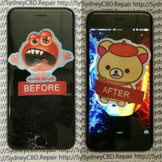 #iphone6ScreenReplacement  at #SydneyCBDrepairCentre Call 8011-4119 / 043-777-4119 Http://sydneycbd.repair