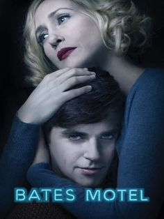 Bates Motel Seasons (1-4) Complete 1080p BluRay x265-D3FiL3R
