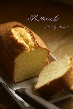 シンプルバターケーキ