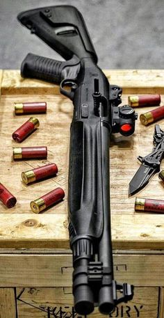 Place to Buy Rifle, Handgun, Shotgun Firearm Ammo Online Period! Lucky Gunner® carries ammo for sale and only offers in stock cheap ammunition - guaranteed Weapons Guns, Guns And Ammo, Rifles, Revolver, Edc, Combat Shotgun, Tactical Shotgun, Firearms, Shotguns