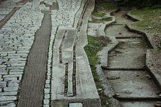 Dimitris Pikionis   Path to the Acropolis   Athens   1954-1957