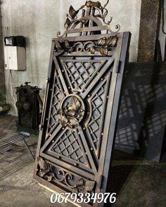 Ковані ворота. #metalwork #ironwork #wroughtiron #blacksmith #ковка #kovka #ворота #брама
