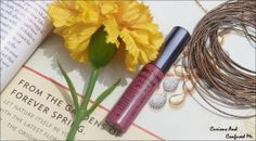 Miss Claire Intense Butter Gloss review ! http://www.curiousandconfusedme.com/2016/08/miss-claire-intense-butter-gloss/ #bbloggers #beautyblogger #indianblogger #Missclaire #lipstick