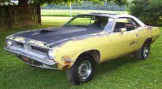 Mixed Bag: 1970 Plymouth Barracuda AAR…