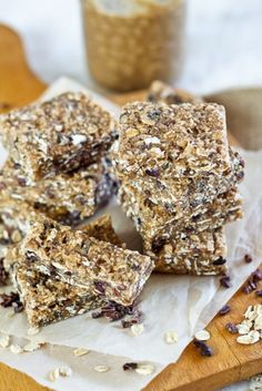 Totally Nuts Sticky Protein Bars  (The Healthy Foodie) - replace protein powder with JuicePlus+ Complete Meal Replacement powder