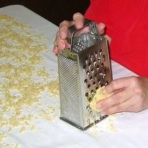 Recipe: Hungarian Grated Egg Noodles or Egg Barley Recipe (Tarhonya) - About Eastern European Food Croatian Recipes, Hungarian Recipes, German Recipes, Hungarian Cuisine, Hungarian Food, Cookbook Recipes, Cooking Recipes, Cooking Pasta, Egg Noodle Recipes