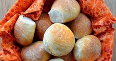 French Bread Dinner Rolls recipe from scratch.