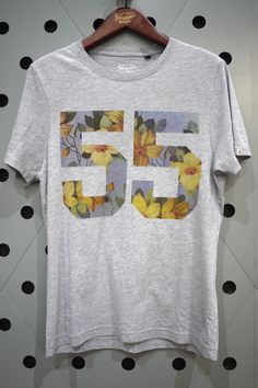 The two key S/S 14graphictrends, varsity & tropical married together perfectly byPenguin@BreadandButterBerlin