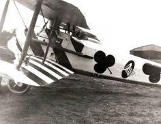 American 94th Aero Squadron, France, World War I.