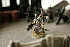 Breaz' Brushes: Plague marines