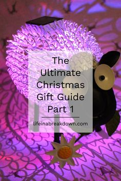 The Ultimate Christmas Gift Guide Part 1 Christmas Gift List, Christmas Shopping, Christmas Time, Xmas Ideas, Gift Ideas, Weird Fish, Cool Things To Buy, Things To Come, Health Blogs
