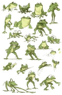 Tulptorials: Thoughts on character design by Wouter Tulp