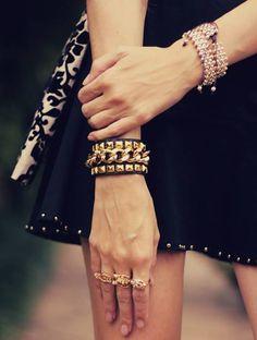 Blogueira Fashion Coolture veste acessórios La Vie