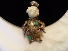 A personal favorite from my Etsy shop https://www.etsy.com/listing/251626570/har-brooch-vintage-smiling-chinaman